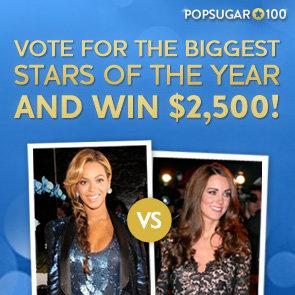 Giveaway for PopSugar 100