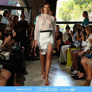 Pictures and Runway Review of Michael Lo Sordo Spring Summer 2012-2013 Mercedes Benz Fashion Week Australia Catwalk Show