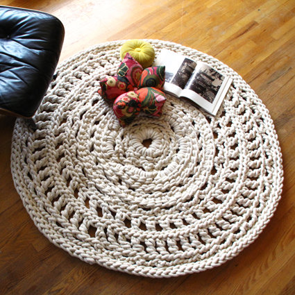 Modern Crochet Home Decor Pictures