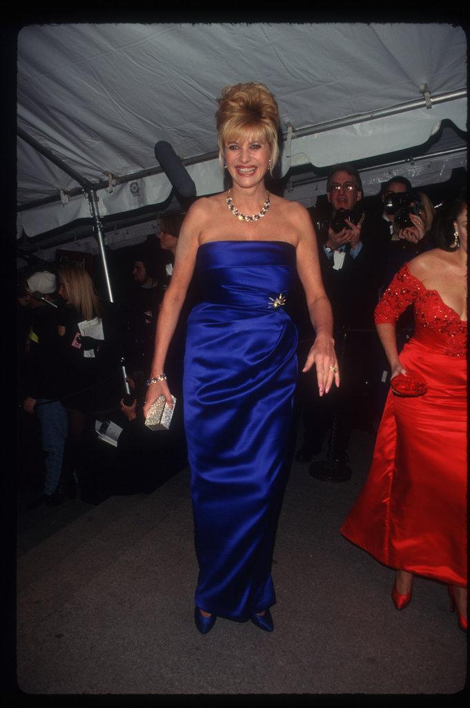 Ivana Trump —1996