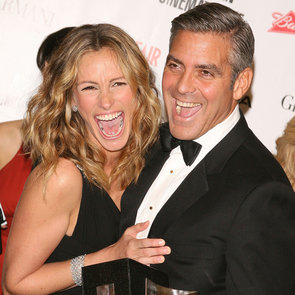 George Clooney With Ladies Pictures