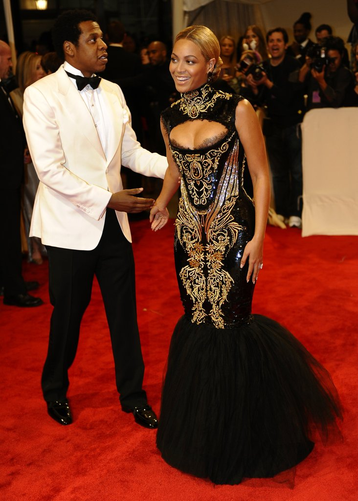 Beyoncé Knowles and Jay Z – 2011