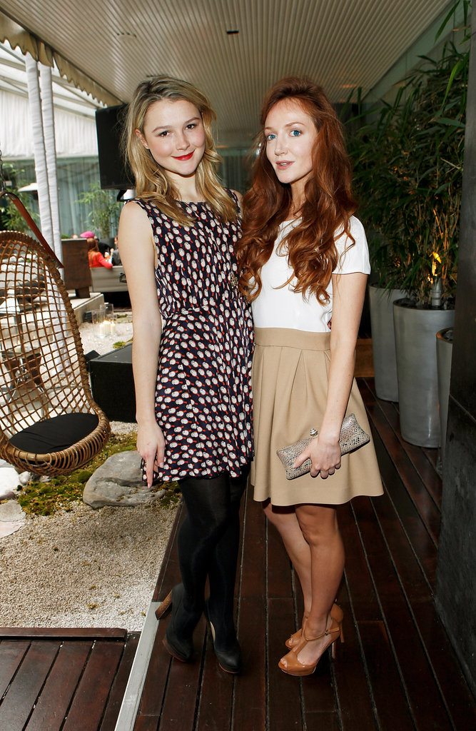 Amber Atherton and Olivia Grant