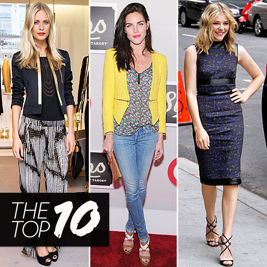 Best Celebrity Style April 30, 2012  POPSUGAR Fashion