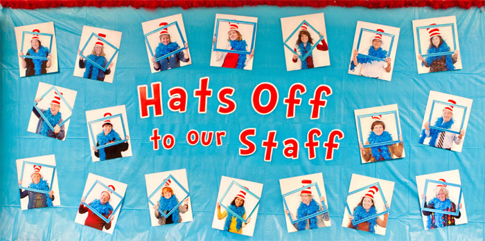 Hats Off! | Hats Off! A Seuss-ical Way to Celebrate ...