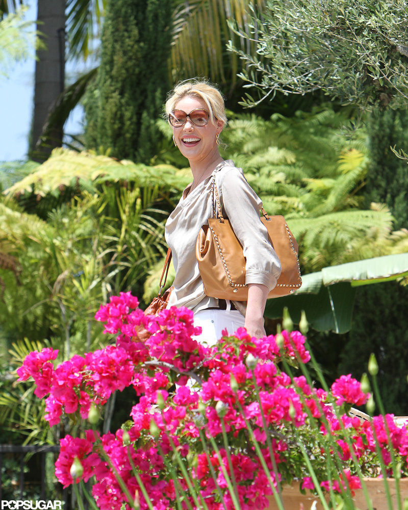 Katherine Heigl was out and about in LA.