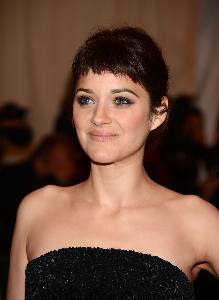 Marion Cotillard See How To Get The Met Gala S Best