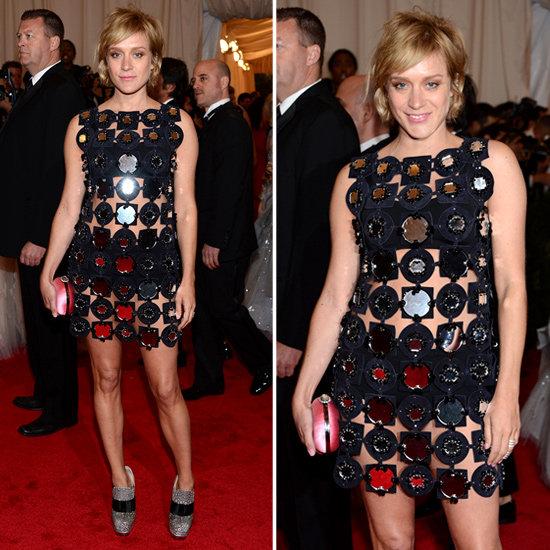 Chloe Sevigny at Met Gala 2012