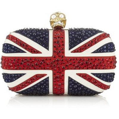 Union Jack Fashion For Diamond Jubilee and Olympics