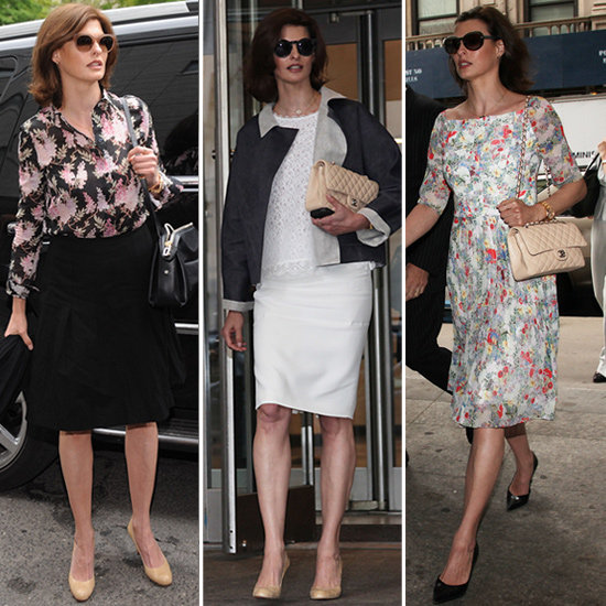 Mimic Supermodel Linda Evangelista's Ladylike-Chic Outfits For Work