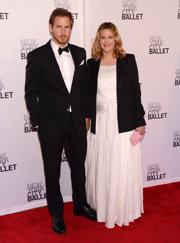 Will and Drew had a date night at New York City Ballet's 2012 Spring Gala in May.