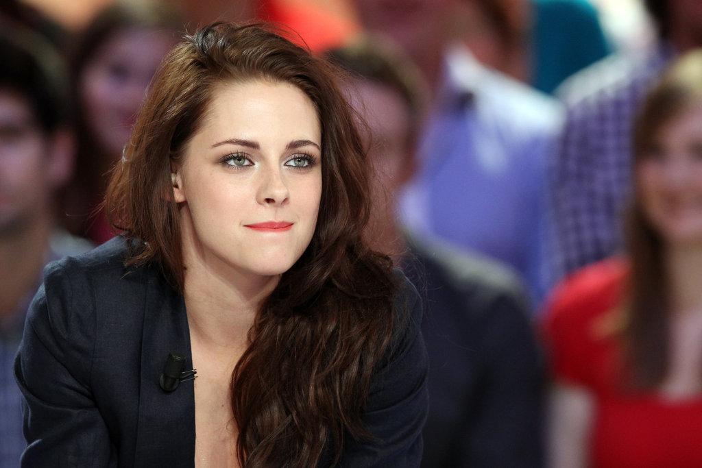 Kristen Stewart did press for SWATH.