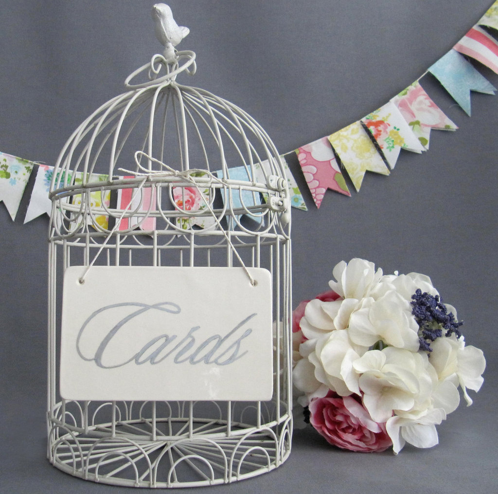 Birdcage For Wedding Gift Cards : Bird Cage Wedding Card Box 13 Gorgeous Wedding Card and Money Boxes ...