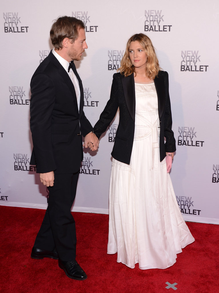 Drew Barrymore's Night at the Ballet