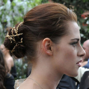 Kristen Stewart's Hair and Makeup at the Snow White and the Huntsman Premiere