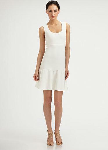 Drop-Waist Tank Dress ($600)