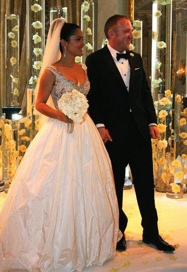 Francois-Henri and Salma Hayek-Pinault's Opulent Fete