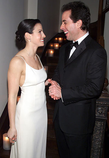 Jerry and Jessica Seinfeld Yuck it Up