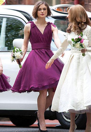 Keira Knighley's Bridemaid Stint