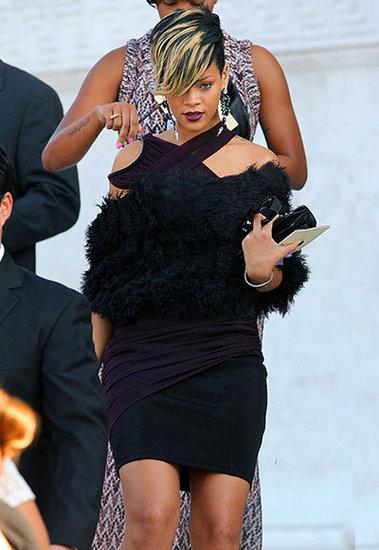 Rihanna's Surprise Appearance