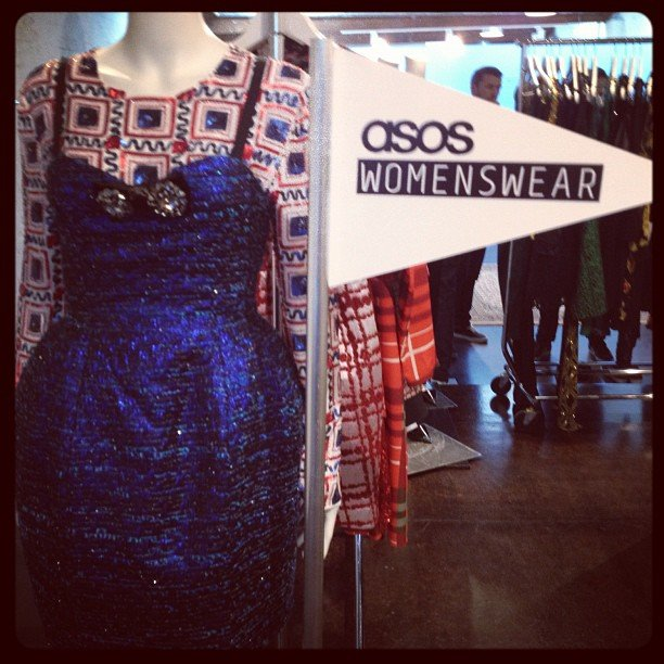 New season delights at the ASOS showings.