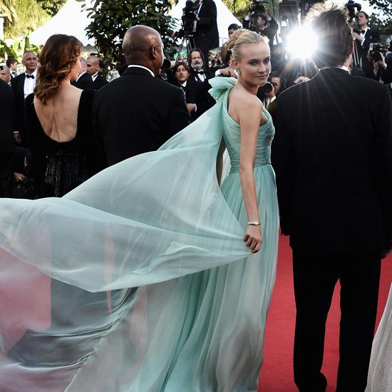Diane Kruger, Eva Longoria at Cannes Film Festival