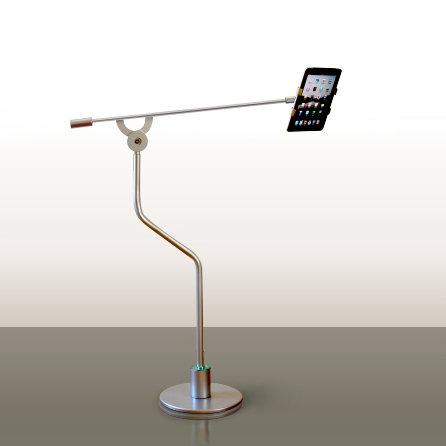 Ergonomic Stand For the iPad
