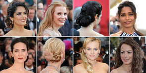 Yet More Gorgeous Cannes Film Festival Beauty Looks Up Close