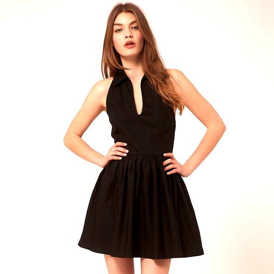 Best Black Dresses For Summer 2012