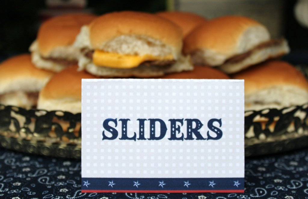 Party On! Super Sliders