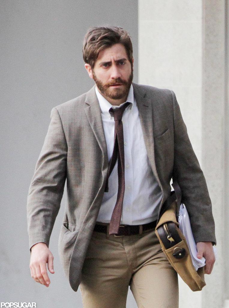 Jake Gyllenhaal filmed An Enemy in Canada.