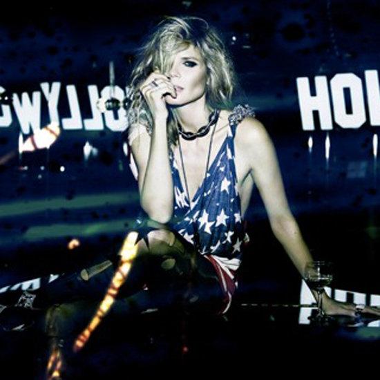 Heidi Klum Music Video, Christian Louboutin iPhone App