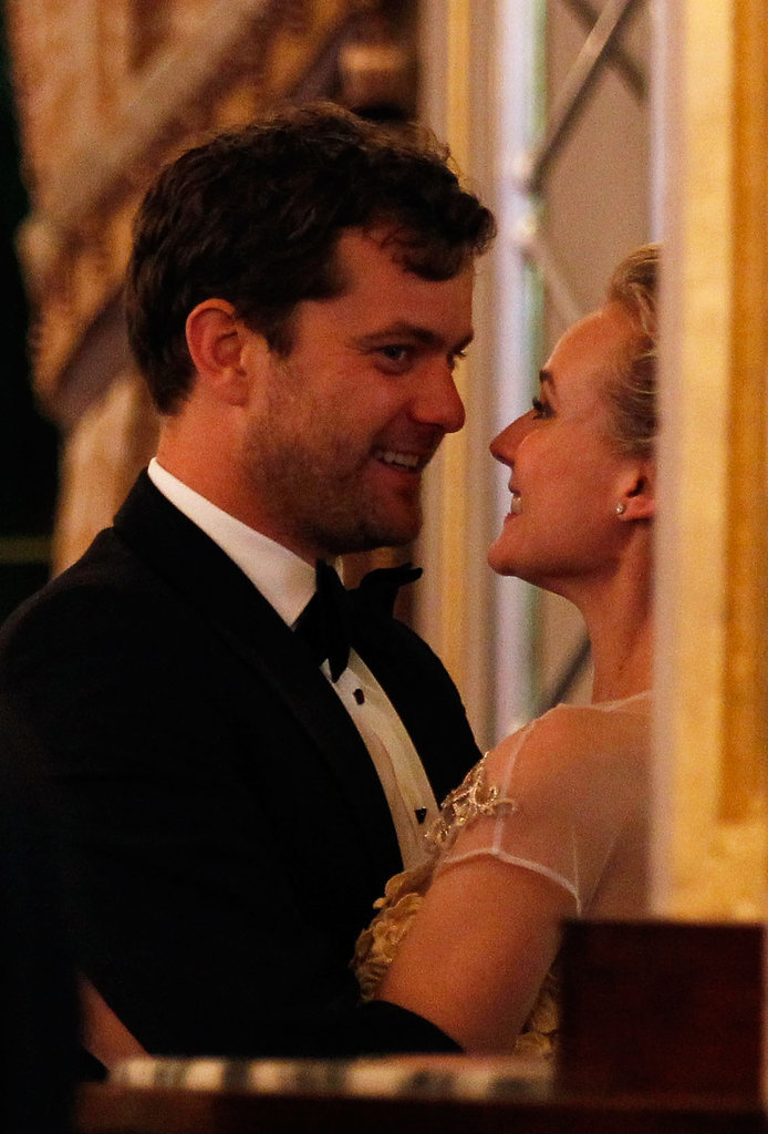 Diane Kruger and Josh Jackson Couple Up For a Glamorous Night in Monaco