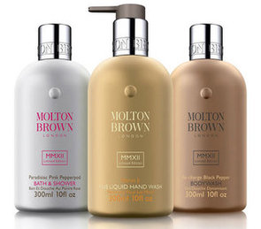 Molton Brown Launches an Olympic Line: Limited Edition Olympics MMXII Collection
