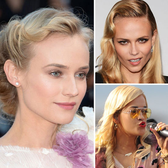 The Latest Beauty Looks From the Cannes Film Festival