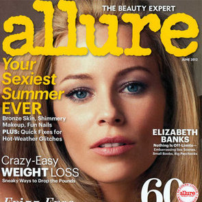 How to Get Elizabeth Banks's Allure Hairstyle