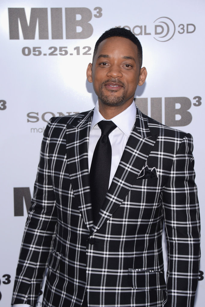 Will Smith attended the Men in Black III premiere in NYC.