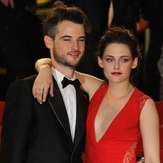 Kristen Stewart Red Reem Acra Gown Cannes Pictures