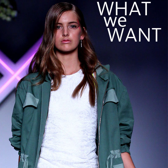 The Sugar Editors Shop the Mercedes Benz Fashion Week Australia Runway: What We Want to Buy from Ellery, Bec & Bridge + More!