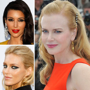 The Latest Beauty Looks From the Cannes Film Festival: Kim Kardashian, Nicole Kidman & More