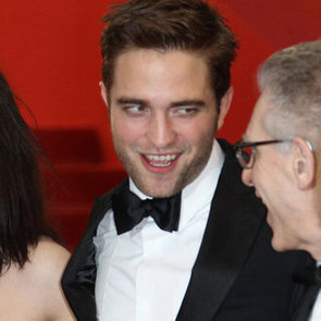 Robert Pattinson On The Red Carpet For The Premiere Of Cosmopolis At Cannes