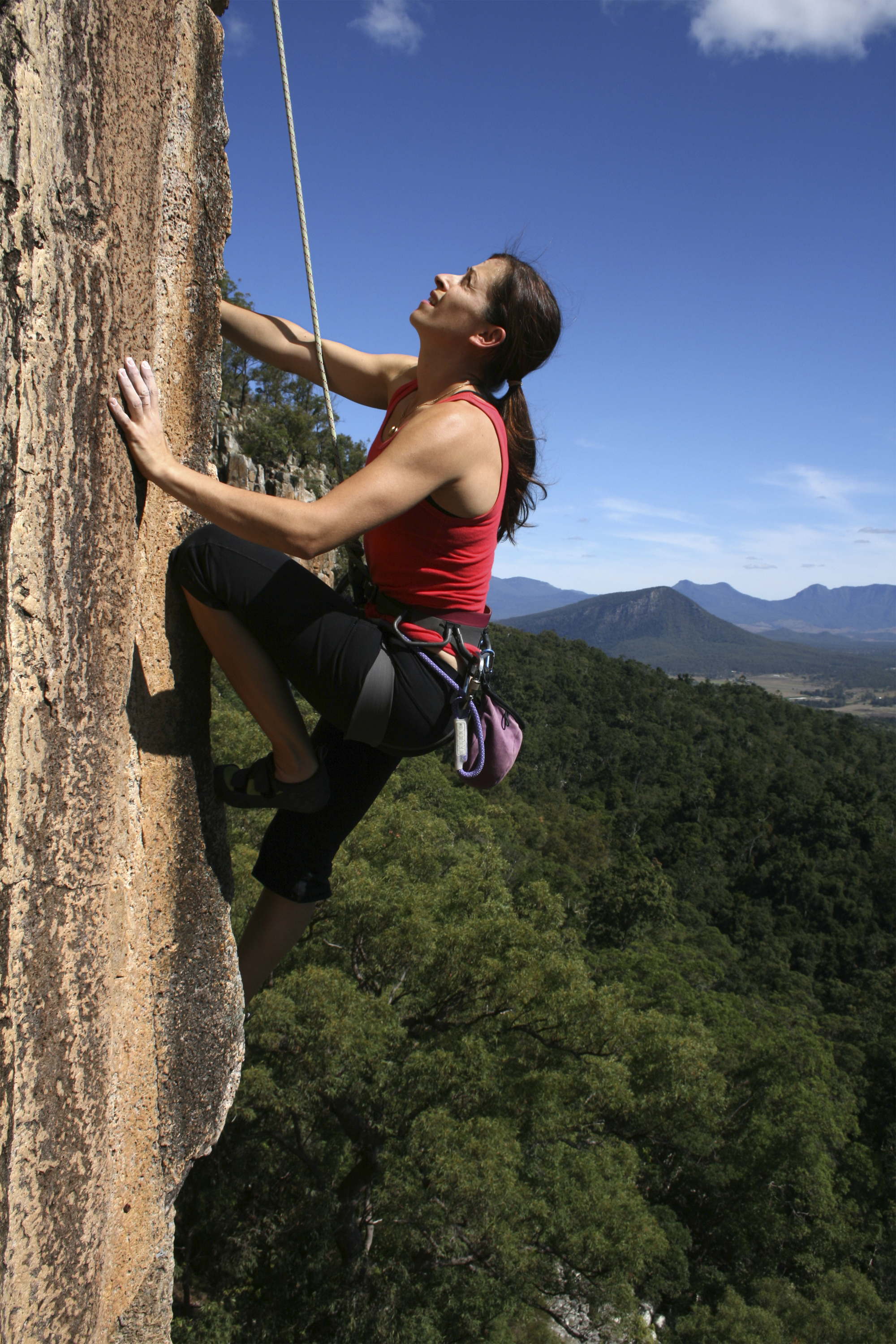 Go Outdoor Rock Climbing | POPSUGAR Fitness