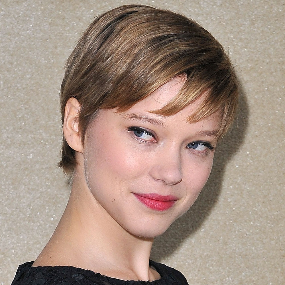 106 Best Cropped hairstyles images | Pixie cut, Haircolor ...