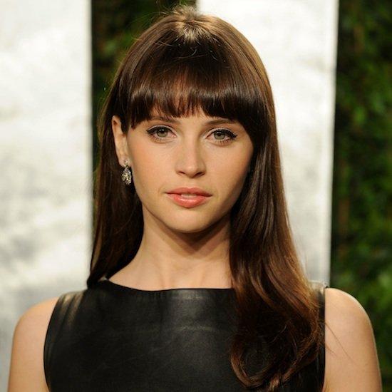 Felicity Jones's Makeup Tips