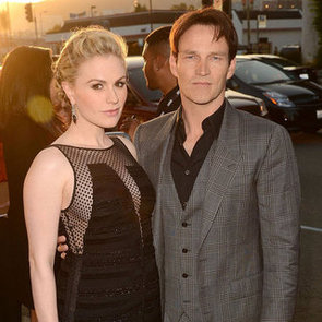 Pregnant Anna Paquin at True Blood Premiere Pictures