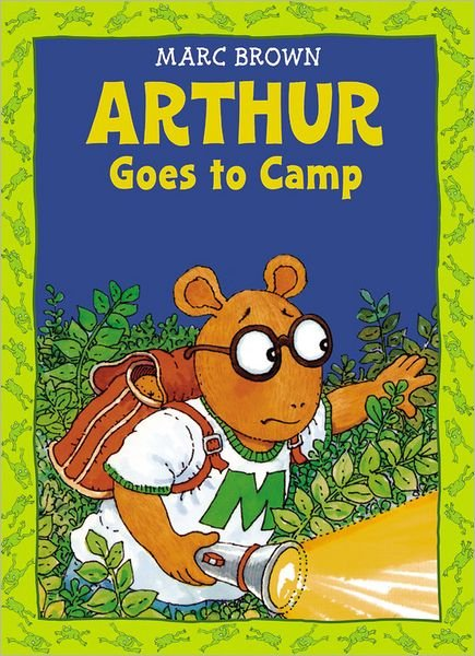 Arthur Goes to Camp ($7)