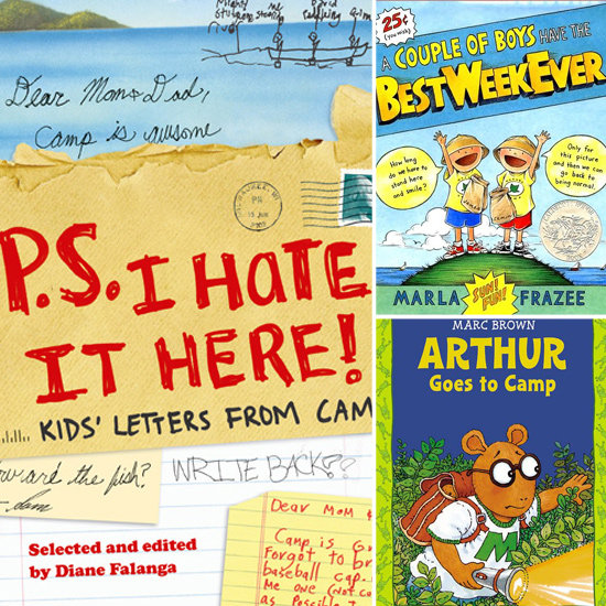 Kids Heading to Summer Camp? 8 Great Books to Help Them Prepare