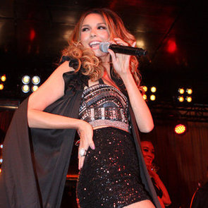 Pictures Of Ricki-Lee Coulter's Sexy Performance At The Beresford In Sydney