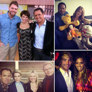 Celebrity Twitter Pictures of Dannii Minogue, Jesinta Campbell, Hayden Quinn, Sally Fitzgibbons
