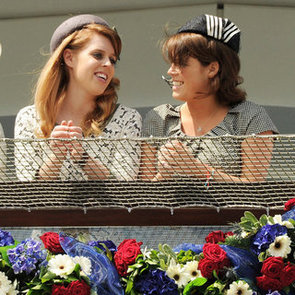 See All The Royals And Stars At The Diamond Jubilee Derby